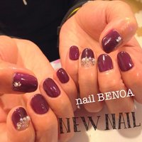 #Nailbook #nailbenoa #ネイルブック