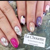 #Nailbook #LaChouette0801 #ネイルブック