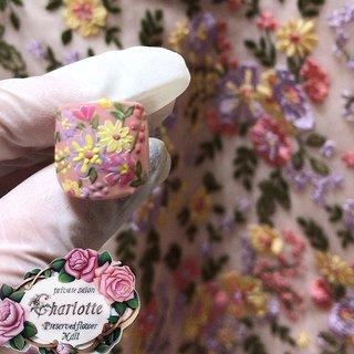 ジェルネイルハンドサンプル198日目 198/365日 ・ TOCCAの総刺繍ワンピース👗を 再現アート💖 ・ すべて手描きです! ・ 1枚目はぷっくり艶仕上げ 2枚目はマットコーティング仕上げです♥️ ・ ・ シャーロットでは フットジェルネイルメニュー施術中に 《Tea☕️&ラデュレのマカロンアイス🍨セット》を ハンドジェルネイルメニューのお客様には 《tea☕️&お茶菓子セット》をサービスでご提供させていただいております。  プライベートサロンシャーロットで 優雅なお時間をお過ごし下さいませ 。  #シャーロット西宮#阪急西宮北口 #トッカ#トッカ大好き  #TOCCA#tocca #tocca好き#tocca好きな人と繋がりたい #toccaネイル#toccaワンピ #刺繍ネイル #お花#お花ネイル #パステル#パステルネイル #フットネイル #お花フットネイルデザイン #バイオジェル#フットネイル#フットネイルデザイン #お爪に良い用材のみ使用しています #甘皮ケアを丁寧にします  #持ちの良さを実感してください  #1人のお客様との時間を大切にしています #カフェサロン #春 #夏 #オールシーズン #パーティー #フット #ワンカラー #フラワー #ブランド柄 #マット #アイシング #ショート #ピンク #パステル #カラフル #ジェル #ネイルチップ #privatesalon_charlotte #ネイルブック
