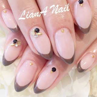 #Nailbook #nail_liana #ネイルブック