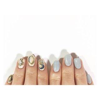 Color bleeding⠀ ⠀ | F+ design₊⠀ ⠀ #PHOTON #NailArtLabPHOTON⠀ ⁺₊ ⁺₊ ⁺₊ #nail #nails #nailart #art #naildesign #nailsdone #gelnails #handdrawing #handpainted #nuanceart #nuancedesign #bleeding #colorbleeding #omotesando #ネイル #ジェルネイル #ネイルアート #手描きアート #表参道ネイルサロン #ニュアンスデザイン #ニュアンスアート #青山 #アシメネイル #渦 #色のにじみ #夏 #秋 #ハンド #ワンカラー #タイダイ #大理石 #ニュアンス #ミディアム #水色 #アースカラー #ジェル #お客様 #Yumi #ネイルブック