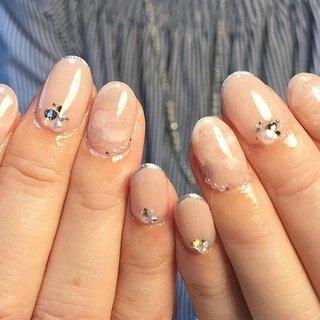 優しげなスキンカラーとマーブル。 初めてお越し頂いたお客様✨ ありがとうございました☺️ #nails#nailart#naildesign#シンプルネイル#オフィスネイル#おしゃれネイル#トレンドネイル#マーブルネイル#ベージュネイル#シンプルネイル#ワンカラーネイル#大人ネイル#大人かわいいネイル#おしゃれネイル#おしゃれ#西東京市ネイルサロン#田無ネイルサロン#西東京市#田無#認定講師#kokoist#ココイストエデュケーター#自宅ネイルサロン#ネイルレッスン #秋 #ハンド #シンプル #フレンチ #マーブル #ショート #ベージュ #グレー #シルバー #ジェル #お客様 #YukariTsujimura #ネイルブック