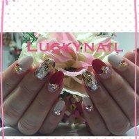 #Nailbook #luckynailsalon #ネイルブック