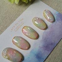 #ジェル #nail garden... #ネイルブック