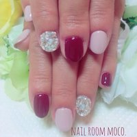 #Nailbook #nail_room_moco #ネイルブック