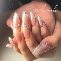 . . ベイビーブーマー。オーロラスワロ♡ . . .  #nails#winternails#longnails#onecolornails#simplenails#officenails#babyboomer#gradationnails#ネイル#大人ネイル#大人可愛いネイル#上品ネイル#可愛いネイル#シンプルネイル#冬ネイル#オータムネイル#ショートネイル#オフィスネイル#ベイビーブーマー#グラデーションネイル#スワロフスキーネイル#鹿児島#鹿屋#都城#日南#串間#志布志#志布志ネイル#志布志脱毛#milimili #冬 #オールシーズン #成人式 #ブライダル #ハンド #シンプル #フレンチ #変形フレンチ #グラデーション #ビジュー #ロング #ホワイト #ベージュ #ピンク #スカルプチュア #milimili #ネイルブック