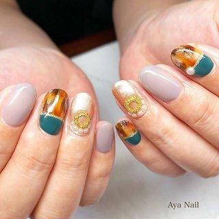 お持ち込みデザインで! 秋可愛い😍 ・ ーーーーーーーーーーーーーーーーー  Private nail salon&school Aya Nail【アヤネイル】 🇯🇵茨城県結城市 ▶︎@mirage.missmirage◀︎ ▶︎キュアモノマーマスターエデュケーター◀︎ ▪︎一層残しフィルイン ▪︎50畳キッズルーム有 👦  ご予約、セミナーご依頼は 👉LINE【@lrh8595h】 👉 ☎️05034798058 👉ホームページ http://ayamamanail.jimdo.com/ ・ ・ #ayanail #アヤネイル #ネイル #nail  #結城市ネイル #結城市ネイルサロン #結城市ネイルスクール #お子様大歓迎 #子連れOK #小山市ネイルスクール #小山市ネイルサロン #下館ネイル #筑西市ネイルサロン #下館ネイルスクール #古河市ネイルスクール #古河市ネイルサロン #美容 #ジェルネイル #個室ネイルサロン #美肌 #美爪 #젤레일 #セルフジェルネイルスクール #ネイルアートスクール #キュアモノマーエデュケーター #スカルプ #キュアモノマー #八千代ネイルサロン #秋ネイル #Aya Nail (アヤネイル) #ネイルブック