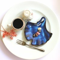 #Nailbook #秋 #冬 #バレンタイン #ハンド #シュガー #スイーツ #ショート #ホワイト #ブラウン #ネイルチップ #Manami Kawata #ネイルブック