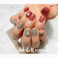 #Ank Cell monail YURIKA #ネイルブック