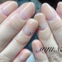 #myu nails #ネイルブック