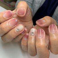 #うるつやグラデーション  #看板のないお店 #隠れ家サロン #美鳳-bihou- #nail #nails #nailart #naildesign #nailsalon #gel #gelnail #gelart #geldesign #GELGRAPH #maogel #ネイル #ネイルデザイン #ネイルアート #ジェル #ジェルネイル #ジェルデザイン #シンプルネイル #上品ネイル #大人ネイル #お客様ネイル #GELGRAPHエデュケーター #山梨 #山梨ネイルサロン    #オールシーズン #ハンド #シンプル #グラデーション #ショート #ベージュ #ピンク #ジェル #お客様 #Naomi🌙*゚ #ネイルブック