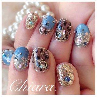 *   #レオパード . design💍♡ (スライド3枚目にMovie有📹💋♥︎)  #blue & ニュアンスレオパードのお任せdesign ♡   いつも 神戸から ありがとう ♪ ☺︎💋♥︎     #nails#nailart#japannail#bluenails#leopardnails#leopard#beauty#beautiful#cute#gelnails#fashion#nailbook#naildesign#美爪#美甲#レオパードネイル#ヒョウ柄ネイル#秋ネイル#冬ネイル#キラキラネイル#ブルーネイル#手描きアート#手描きネイル#ビジューネイル#ネイルブック#ネイルデザイン#ネイル#chiaranails      Instagram → yochan4.nail #秋 #冬 #オールシーズン #レオパード #水色 #ブルー #ブラウン #YokoShikata♡キアラ #ネイルブック