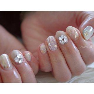 #betty nail #ネイルブック