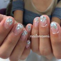 #今年もよろしくお願いします #nail #nails #nailsnaomi #地爪育成 #福岡ネイル #グロウンケア #子連れネイル福岡 #城南区ネイル #シェルストーン #キラキラネイル #七隈 #金山 #七隈線ネイルサロン #nailsnaomi_ #ネイルブック