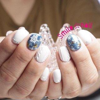 大田原定額ネイルサロン Smile☆nailのyukariです(*^^*) こちらは1月のセレクトコースデザインです✨ 凸凹感がしっかり出る、アイニティのアースコレクションを使ってニットネイル🧶 去年の冬も沢山オーダー頂きました😋 今年は雪の結晶と合わせました❄️ いつもご来店ありがとうございます😊 ☆,。・:*:・゚'☆,。・:*:・゚'☆,。・:*:・゚' HPはプロフィールのURLから☆ ご予約は#ネイルブック より 是非アプリをご利用下さい❤️ ☆,。・:*:・゚'☆,。・:*:・゚'☆,。・:*:・゚' ラクマでピアス ミンネでネイルチップを販売してます ٩( ᐛ )و  ネイルチップ→ミンネ https://minne.com/5116ykr (スマイルネイルで検索‼︎) ピアス→ラクマ https://fril.jp/shop/Smile_bijou (スマイルビジュー ネイリストで検索‼︎) ☆,。・:*:・゚'☆,。・:*:・゚'☆,。・:*:・゚' #smilenail #スマイルネイル #大田原市ネイルサロン #大田原市ネイル #大田原ネイルサロン #大田原ネイル #大田原定額ネイル #那須塩原ネイル #那須塩原ネイルサロン #ネイルサロン #西那須野ネイルサロン #お洒落ネイル #個性派ネイル #派手カワネイル #オーダーチップ #nailpicbeaut #美爪 #ミンネ #minne #nailbook #ネイリスト仲間募集 #ネイル好きな人と繋がりたい #冬ネイル #ニットネイル #雪の結晶ネイル #initygel #アイニティジェル #冬 #デート #女子会 #ハンド #ラメ #ニット #雪の結晶 #ショート #ネイビー #グレー #ジェル #お客様 #Smile☆nail #ネイルブック