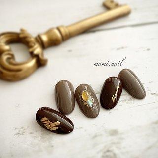 ♛ chocolate . こちらも定額デザイン♪ バレンタインを意識して♡ . #ブラウンネイル #バレンタインネイル #チョコレートネイル #アートサンプル #定額デザインネイル . . - - - - - - - - - - - - - - - - - - - - - mami.nail ✤1日3組♡完全予約制 ✤札幌 福住駅 徒歩3分 - - - - - - - - - - - - - - - - - - - - - 現在、ご新規様のご予約は リピート様優先にて制限しつつ お受けいたします (2週間以内で空きがあった場合) . ご紹介様は随時お受けいたします♡ . フットはSTOPさせて頂いています - - - - - - - - - - - - - - - - - - - - - #札幌ネイルサロン#札幌ネイル#札幌#豊平区ネイルサロン#自宅ネイルサロン #ジェルネイル #gelnail #ネイルデザイン#大人ネイル #シンプルネイル #オフィスネイル #上品ネイル #ナチュラルネイル #maogel導入サロン札幌 #ルビケイト導入サロン札幌 #네일 #심플네일 #내츄럴네일 #어른손톱 #美甲 #秋 #冬 #バレンタイン #シェル #イニシャル #ホイル #ブラウン #グレージュ #アースカラー #ジェル #ネイルチップ #❁︎ mami ❁︎ #ネイルブック