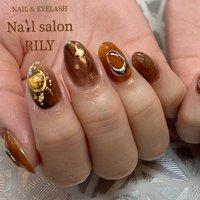 #Nailsalon RILY #ネイルブック