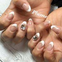 #nail salon Plume #ネイルブック