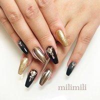 . 今年も成人を迎えられた沢山のお客様が来てくださりました✰*。 成人おめでとうございます。 ありがとうございました(ˊo̴̶̷̤ ̫ o̴̶̷̤ˋ) . . .  #nails#onecolornails#simplenails#mirrornails##metallicnails#goldnails#blacknails#ネイル#大人ネイル#大人可愛いネイル#上品ネイル#可愛いネイル#シンプルネイル#冬ネイル#成人式ネイル#ミラーネイル#ブラックネイル#ビジューネイル#ゴールドネイル#スカルプネイル#鹿児島#鹿屋#都城#日南#串間#志布志#志布志ネイル#志布志脱毛#milimili #秋 #冬 #オールシーズン #成人式 #ハンド #シンプル #ラメ #ワンカラー #ビジュー #ミラー #ロング #ブラック #ゴールド #メタリック #ジェル #milimili #ネイルブック
