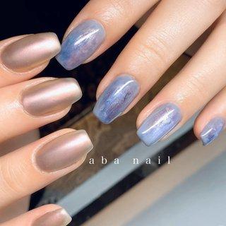_  いつもありがとうございます!✨ #シンプルネイル#nail#nails#名古屋ネイルサロン#nailstagram#eye#美甲#個性派ネイル#ニュアンスネイル#名古屋サロン#blue#art#artwork#artist#artistry#artworks#ネイル#art#nailfashion#nailscompetition#competition#instagood#instafashion#instapic#個性的ネイル#ネイル サロン #tae_nail #ネイルブック
