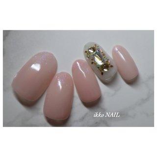 #ピンクネイル #ワンカラーネイル #シンプルネイル #春ネイル2020 #ikkoNAIL #ネイルブック