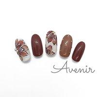 #Avenir 表参道【アヴィニール】 nail&eyelash salon #ネイルブック