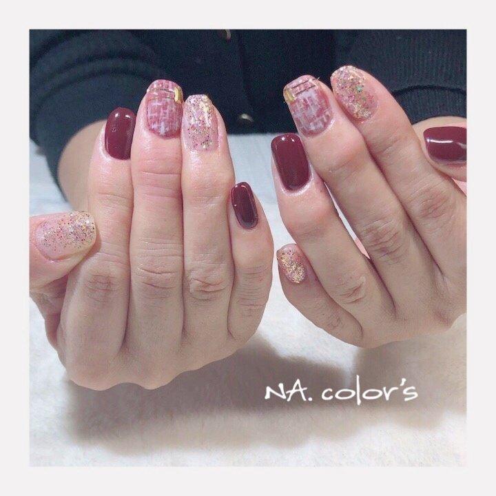 Bordeaux nail・ ・ ・ ありがとうございました😊 ・ ・ ・ NA.color 's ・ ・ ・ ------------------------------------------ 爪に大切に安心して付け替えが出来るフィルイン導入サロン・ ・ ♣︎ご予約はプロフィール画面よりお願いします @na.colors ・ ♣︎お問い合わせはこちらよりお願いします LINE ID→@jsw8391c(@を付けて検索) ・ ・ #フィルイン #精華町ネイルサロン #プライベートサロン  #癒しの空間 #ジェルネイル #パーソナルカラー診断 #ショートネイル #シンプルネイル #パラジェル #ココイスト #精華町 #新祝園駅 #祝園 #奈良市 #木津川市 #高の原 #NAcolors  #ナカラーズ #バレンタインネイル2020 #ボルドーネイル #ツイードネイル2020 ----------------------------------------- #冬 #バレンタイン #ハンド #ラメ #ワンカラー #ツイード #ミディアム #ボルドー #ジェル #お客様 #NA.colo's ナカラーズ #ネイルブック