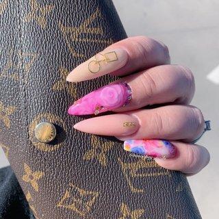 #naildesign #nails #nailarts #nailartist #nails💅 #msoopsynails #春 #MsOopSy OopSy #ネイルブック