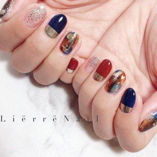 """✞✞✞ ・ ・ ・ ➳ネイルデザイン、ご予約方法、料金などの詳細は """"instagram@lierre87"""" TOPのSalon&Menuからもご覧頂けます☺︎ ・ ➳その他ご来店の際のお問い合わせはお気軽に LINE&Messageで☺︎ (気づかず返事が遅れてしまったらごめんなさい…) ・ ・ ・ #nail #nails #nailart #gelnail #gelnails #naildesign #instagood #newnail #footnail #fashion #beautiful #nailswag  #네일 #젤네일 #指甲 #光療美甲 #ネイル #ネイルアート #ジェル #ジェルネイル #ジェルアート #ネイルデザイン #お洒落ネイル #大人ネイル #上品ネイル #ニュアンスネイル #トレンドネイル #フットネイル #札幌ネイル #ネイルサロン #オールシーズン #ハンド #ネイティブ #エスニック #タイダイ #大理石 #べっ甲 #ショート #クリア #ネイビー #アースカラー #ジェル #お客様 #lierre87 #ネイルブック"""