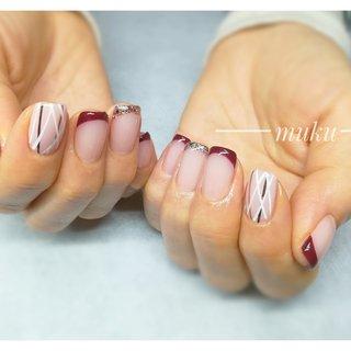 【ベーシックデザイン】アレンジしました♪  #フレンチネイル   --------------------  グレー ベージュ スモーキーカラー 得意です♪  お爪に優しいパラジェル使用。  サロン初心者の方でも安心✨ お肌に合うカラーをご希望に合わせてブレンド致します。  お気軽にご相談ください!  #春ネイル #muku #mukunail #ebisu #オフィスネイル #上品ネイル #大人ネイル #大人上品ネイル #大人の指先 #美爪 #パラジェル #オーダーメイドネイル #シンプルネイル #ネイルケア #恵比寿プライベートネイルサロン #隠れ家サロン #恵比寿 #恵比寿ネイルサロン #春 #オールシーズン #バレンタイン #ハンド #フレンチ #ミディアム #クリア #ベージュ #ボルドー #ジェル #お客様 #tomo #ネイルブック