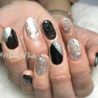 ☆New Nail☆  ブラクラ×キラキラネイル💅  当店ではお客様のお好みや 肌色に合わせて カラーをお作りします💕  ネイルの持ちが悪い… 爪が折れやすい😭など 爪のお悩み、トラブルは お気軽に ご相談ください🙇 ご予約お問い合わせは↓↓ ✉private_salon.musa@docomo.ne.jp  #nail #nails #nailart #art #genic_nail #fashion #style #design #love #girls #cute #beauty #ネイル #ネイルアート #ネイルデザイン #ジェルネイル #大人ネイル #ニュアンスネイル #ラメネイル #シェルネイル #グラデーション #ファッション #ワンカラーネイル #冬ネイル #ブラックネイル #ブラック #つくば市ネイルサロン #つくばネイル#네일 #钉子 #オールシーズン #バレンタイン #旅行 #ライブ #ハンド #シンプル #変形フレンチ #ホログラム #ラメ #ショート #ホワイト #ブラック #シルバー #ジェル #お客様 #MOUSA #ネイルブック