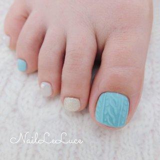. ┴─┴┴─┴┴─┴┴─┴✩*.゚ . もこもこニット♡フットにも もちろんかわいい(*´˘`*) . お持ち込みデザインです 少しずつ春色になってきてます . ✩*.゚┴─┴┴─┴┴─┴┴─┴ . . . . . #nailsaddict #nailsnailsnails #coolnailart #frenchnails #simplenails #beautyas #ikebukuro #privetesalon #nailleluce #footnailart  #シンプルネイル #スタイリッシュネイル #シンプルなネイルが好き #シンプルだけどスタイリッシュ #池袋南口 #プライベートサロン #オトナ女子ネイル #気分が上がるネイル #ニットネイル #ニットネイルデザイン #マットネイル #春色ネイル #春色フットネイル  #足元のネイル1つでモチベーション上がる #自分を上げるネイル #フットケアは大人の身だしなみ #春 #秋 #冬 #フット #シンプル #ワンカラー #ニット #マット #ショート #グリーン #ターコイズ #グレー #ペディキュア #お客様 #hiramiu•*¨*☆*・゚〖NailLeLuce〗 #ネイルブック