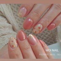 #Moi nail(モアネイル) #ネイルブック