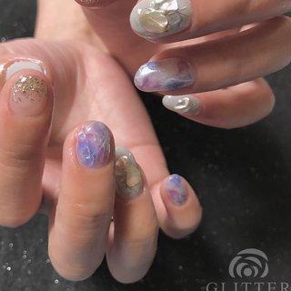 天然石ネイル(^^) #nail#newnail#gelnail#nailart#Glitter#japan#hyogo#himeji#kakogawa#東加古川ネイルサロン#ネイルブック#nailbook#春ネイル#夏ネイル#オトナ女子ネイル#美甲#ビジューネイル#スワロフスキー#クリスタル#オーロラ#キラキラネイル#ベラフォーマ#parajel#biojel#2020ネイル#天然石ネイル#シェルネイル ⬇︎LINEからお得情報配信しますのでお友達登録お願いします💕ご予約やご質問などもこちらからok✨ Line@➡︎ID【uml9218w】 ⬇︎ネイルブックからご予約の空き状況をご確認頂けます♡ (*ˊૢᵕˋૢ*)  ♡ネイルブック https://nailbook.jp/salon/17160  ♡Instagram http://instagram.com/glitter_yuka  ♡アメブロ http://ameblo.jp/glitter-8321/ ♡Twitter https://twitter.com/yk_glitter  ♡facebook https://m.facebook.com/glitter.nail.yk #春 #夏 #海 #ハンド #ビジュー #シェル #大理石 #ショート #ターコイズ #パープル #グレージュ #ジェル #お客様 #Yukapon #ネイルブック