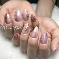 お任せネイルでしたが お客様のラッキーカラーの 紫をプラスしました💅  当店ではお客様のお好みや 肌色に合わせて カラーをお作りします💕  ネイルの持ちが悪い… 爪が折れやすい😭など 爪のお悩み、トラブルは お気軽に ご相談ください🙇 ご予約お問い合わせは↓↓ ✉private_salon.musa@docomo.ne.jp  #nail #nails #nailart #art #genic_nail #fashion #style #design #love #girls #cute #beauty #ネイル #ネイルアート #ネイルデザイン #ジェルネイル #大人ネイル #ニュアンスネイル #ベージュネイル #シェルネイル #グラデーション #ファッション #ワンカラーネイル #冬ネイル #ブラウンネイル #ベージュ #つくば市ネイルサロン #つくばネイル#네일 #钉子 #オールシーズン #旅行 #オフィス #女子会 #ハンド #グラデーション #ワンカラー #シェル #ショート #ベージュ #パープル #ブラウン #ジェル #お客様 #MOUSA #ネイルブック