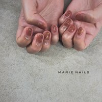 . . 2月13日お席のご案内可能です! 当日予約でも大歓迎です! ネット予約、お電話お待ちしております!   #marienails#omotesando#nail#nailart#naildesign#gelnails#instanails#beauty#fashion#ネイルアート#ネイル#ジェルネイル#ネイルデザイン#マリーネイルズ#ニュアンスネイル#おまかせネイル#トレンドネイル#マグネットネイル#ゴテゴテネイル #ネイルカタログ#hpb_nail #春 #冬 #バレンタイン #ハンド #シンプル #ショート #ブラウン #グレージュ #ジェル #お客様 #MARIENAILS_AOYAMA #ネイルブック