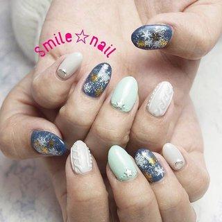 大田原定額ネイルサロン Smile☆nailのyukariです(*^^*) 1月のセレクトコースデザインです💡1本ご希望カラーにチェンジしました👍🏻 いつもご来店ありがとうございます😊 ☆,。・:*:・゚'☆,。・:*:・゚'☆,。・:*:・゚' ご予約は#ネイルブック 又は プロフィールのURLから☆ 是非【Nail book】アプリをご利用下さい❤️ ☆,。・:*:・゚'☆,。・:*:・゚'☆,。・:*:・゚' ラクマでピアス ミンネでネイルチップを販売してます ٩( ᐛ )و  ネイルチップ→ミンネ https://minne.com/5116ykr (スマイルネイルで検索‼︎) ピアス→ラクマ https://fril.jp/shop/Smile_bijou (スマイルビジュー ネイリストで検索‼︎) ☆,。・:*:・゚'☆,。・:*:・゚'☆,。・:*:・゚' #smilenail #スマイルネイル #大田原市ネイルサロン #大田原市ネイル #大田原ネイルサロン #大田原ネイル #大田原定額ネイル #那須塩原ネイル #那須塩原ネイルサロン #ネイルサロン #西那須野ネイルサロン #お洒落ネイル #個性派ネイル #派手カワネイル #オーダーチップ #nailpicbeaut #美爪 #ミンネ #minne #nailbook #ネイリスト仲間募集 #ネイル好きな人と繋がりたい #ニットネイル #雪の結晶ネイル #冬ネイル #冬 #デート #女子会 #ハンド #ラメ #ニット #雪の結晶 #ミディアム #ホワイト #グリーン #ネイビー #ジェル #お客様 #Smile☆nail #ネイルブック