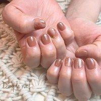 #dimple_nail #ネイルブック