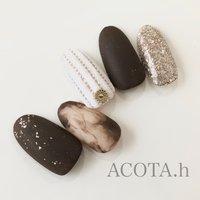 #acota_h #ネイルブック