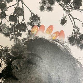 #グラデーション #春 #オールシーズン #入学式 #グラデーション #ベージュ #ピンク #松本瞳 #ネイルブック