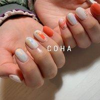#COHA nail and art #ネイルブック