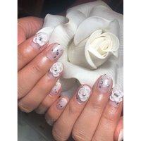 新規で来ていただいたお客様💕 インスタを見て#regalo に#ブライダルネイル をお願いしたいと来ていただいて ありがとうございます😊  今回は、#3dネイル 白いお花をつけましたッ ✨  ステキな結婚式になりますように♥️ #nail #nailsalonregalo #regalonail #nailregalo #ネイルサロンレガロ #レガロ #プライベートサロン #名古屋ネイルサロン #ネイルサロン #名古屋 #丸の内ネイルサロン #丸の内 #栄 #錦 #定額ネイル #定額ネイルサロン #パラジェル #フィルイン#フィルインネイル #一層残し #折れないネイル #深爪矯正 #ノンアセトン #アセトンフリー #キャバクラ嬢 #キャバ嬢 #Regalo #ネイルブック