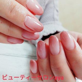 ビューティーサロンayaはフィルインネイルと育爪ネイル施術できるネイルサロンてす フィルインネイルは定期的にジェルのデザインチェンジをする際に、ジェルをオフせずに新しくする方法があります。アセトンを含む溶液での乾燥を防ぎ、お爪や皮膚への負担を減らします。  ダメージを最低限に抑え、健やかな爪を目指しながら爪のオシャレを楽しむです。悩みの小爪、薄爪、男爪、深爪改善したいお客様おすすめ  #グラデーションネイル #ピンク系グラデーション #ピンク系#綺麗 #福井ネイルサロン、#春江ネイルサロン、#三国ネイルサロン、#坂井市ネイルサロン、#福井灯明寺ネイルサロン、#福井ネイルスクール、#福井ネイル開業スクール#福井市#福井県#福井市ネイルサロン#高木ネイル#開発ネイル#大和田ネイル#福井#福井市#福井県 #福井ネイルスクール #ayaネイル福井市 #ネイルブック