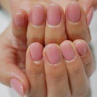 #シンプル #シンプルネイル #ショートネイル #かわいい #ange nail salon #ネイルブック