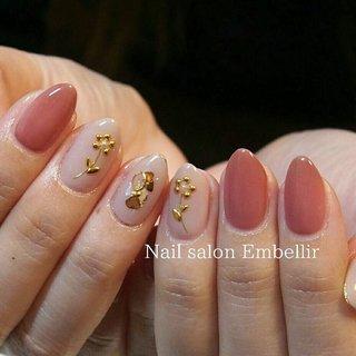 #春ネイル #高松ネイルサロン #nailsalonembellir #オフィスネイル #Nail salon Embellir #ネイルブック