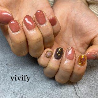 #春 #vivify-saki #ネイルブック