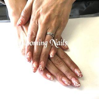 #bloomingnails #牛久市ネイルサロン #牛久市ネイルスクール #カルジェル #ジェルネイル #お客様 #春 #シェル #春 #旅行 #リゾート #デート #フット #ラメ #ワンカラー #シェル #ピンク #ジェル #お客様 #Blooming Nails #ネイルブック