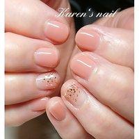 プチコースデザイン #karen's nail rierin #ネイルブック