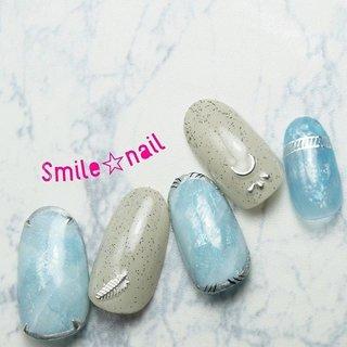 大田原定額ネイルサロン Smile☆nailのyukariです(*^^*) 3月のセレクトコースデザイン完成しましたっっ(๑˃̵ᴗ˂̵)و̑̑ 3月の誕生石アクアマリン風の天然石ネイル💎 砂ジェル風のカラーと合わせて、ボヘミアンっぽく😍✨ 沢山のオーダーお待ちしてます❤️ ☆,。・:*:・゚'☆,。・:*:・゚'☆,。・:*:・゚' ご予約は#ネイルブック 又は プロフィールのURLから☆ 是非【Nail book】アプリをご利用下さい❤️ ☆,。・:*:・゚'☆,。・:*:・゚'☆,。・:*:・゚' ラクマでピアス ミンネでネイルチップを販売してます ٩( ᐛ )و  ネイルチップ→ミンネ https://minne.com/5116ykr (スマイルネイルで検索‼︎) ピアス→ラクマ https://fril.jp/shop/Smile_bijou (スマイルビジュー ネイリストで検索‼︎) ☆,。・:*:・゚'☆,。・:*:・゚'☆,。・:*:・゚' #smilenail #スマイルネイル #大田原市ネイルサロン #大田原市ネイル #大田原ネイルサロン #大田原ネイル #大田原定額ネイル #那須塩原ネイル #那須塩原ネイルサロン #ネイルサロン #西那須野ネイルサロン #お洒落ネイル #個性派ネイル #派手カワネイル #オーダーチップ #nailpicbeaut #美爪 #ミンネ #minne #nailbook #ネイリスト仲間募集 #ネイル好きな人と繋がりたい #春ネイル #天然石ネイル #アクアマリンネイル #ジュエリーネイル #アクセサリーネイル #砂ジェル #春 #デート #女子会 #ハンド #ボヘミアン #大理石 #ニュアンス #ホイル #ミディアム #ベージュ #水色 #シルバー #ジェル #ネイルチップ #Smile☆nail #ネイルブック