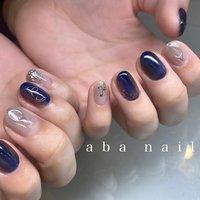 _  いつもありがとうございます!✨ #シンプルネイル#nail#nails#名古屋ネイルサロン#nailstagram#eye#美甲#個性派ネイル#ニュアンスネイル#名古屋サロン#blue#art#artwork#artist#artistry#artworks#ネイル#art#nailfashion#nailscompetition#competition#instagood#instafashion#instapic#個性的ネイル#ネイル サロン #春 #夏 #オールシーズン #ハンド #シンプル #ニュアンス #ショート #ブルー #ネイビー #ブラウン #ジェル #tae_nail #ネイルブック